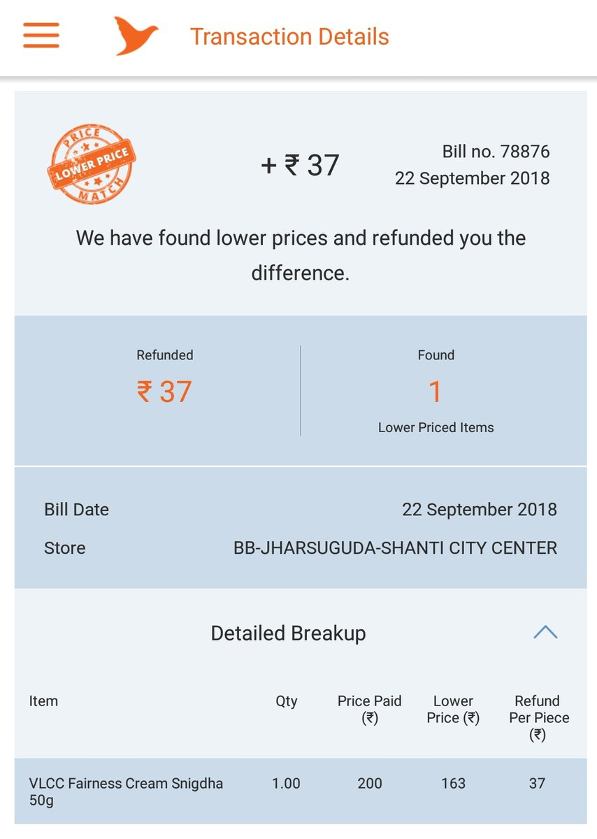 RT @subha_narayan: Appreciate the initiative by @FuturePayIndia @BigBazaar https://t.co/zZjwP255Rt