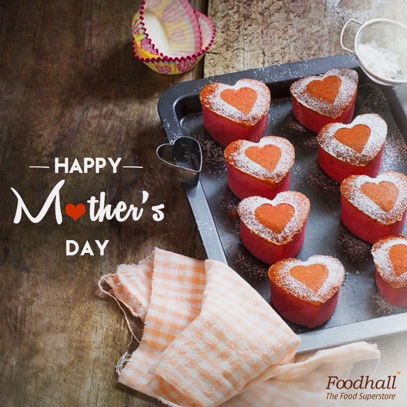 RT @FoodhallIndia: Infinite cups of love mixed with care and compassion!  A recipe that makes your life perfect. https://t.co/mehA3eAtnS