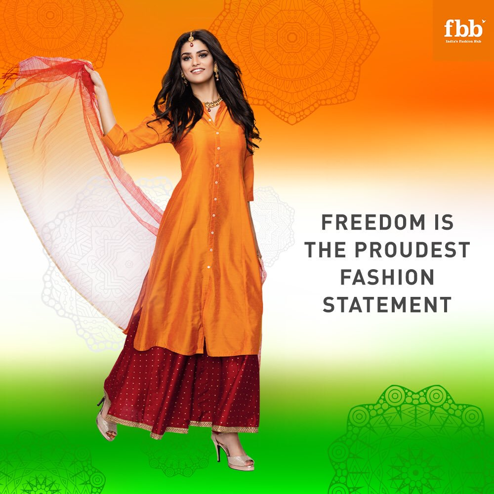 RT @fbb_india: fbb wishes everyone a #HappyIndependenceDay https://t.co/UarE4rTHnR
