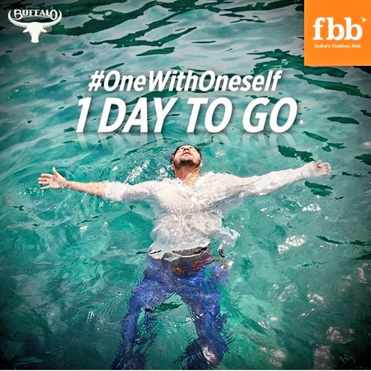 RT @Varun_dvn: #onewithoneself @fbb_india. Something special to follow tomorrow https://t.co/NOjicfomZr